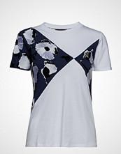 Sportmax Code Benares T-shirts & Tops Short-sleeved Hvit Sportmax Code