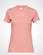 Boss Casual Wear Telight T-shirts & Tops Short-sleeved Rosa BOSS CASUAL WEAR