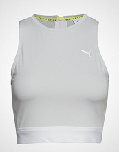 Puma Puma X Sg Crop T-shirts & Tops Sleeveless Hvit PUMA