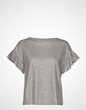 Day Birger et Mikkelsen Day Flashes T-shirts & Tops Short-sleeved Grå DAY BIRGER ET MIKKELSEN