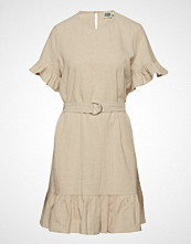 Twist & Tango Sandy Dress Kort Kjole Beige TWIST & TANGO