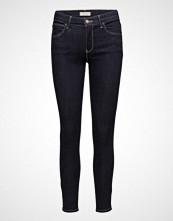 Wrangler Skinny Rinsewash Skinny Jeans Blå WRANGLER