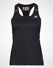 New Balance Nb Ice 2.0 Tank T-shirts & Tops Sleeveless Svart NEW BALANCE