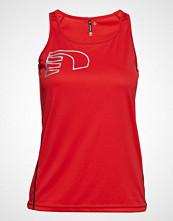 Newline Core Coolskin Singlet T-shirts & Tops Sleeveless Rød NEWLINE