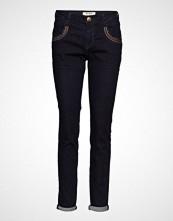 Mos Mosh Naomi Inca Jeans Skinny Jeans Blå MOS MOSH
