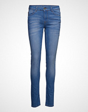 Denim Hunter Stinna Slim Custom Slim Jeans Blå DENIM HUNTER