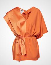 Hope Grace Shirt T-shirts & Tops Short-sleeved Oransje HOPE