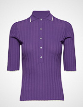 Dagmar Ella T-shirts & Tops Short-sleeved Lilla DAGMAR