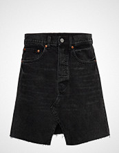 Cheap Monday Shrunken Skirt Dust Black Kort Skjørt Svart CHEAP MONDAY