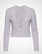 BOSS Business Wear Folero Strikkegenser Cardigan Lilla BOSS BUSINESS WEAR