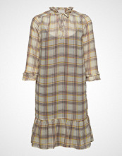 Minus Leva Dress Knelang Kjole Beige MINUS