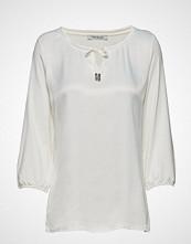 Betty Barclay Sweat Long 3/4 Sleeve Bluse Langermet Hvit BETTY BARCLAY
