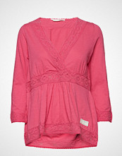 Odd Molly Step Over Top Bluse Langermet Rosa ODD MOLLY