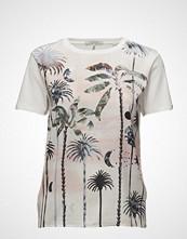 Scotch & Soda Short Sleeve Photo T-shirts & Tops Short-sleeved Multi/mønstret SCOTCH & SODA