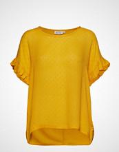 Masai Earleen Top T-shirts & Tops Short-sleeved Gul Masai