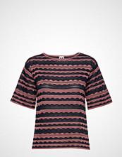 M Missoni 2dn00103-2k001x T-shirts & Tops Short-sleeved Multi/mønstret M MISSONI