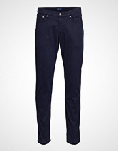 Gant D1. Slim Bedford Jeans Slim Jeans Blå GANT