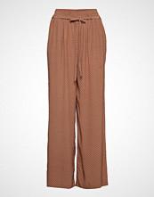 Designers Remix Melville Pants Vide Bukser Oransje DESIGNERS REMIX