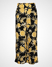 Gina Tricot Disa Culotte Trousers Vide Bukser Gul GINA TRICOT