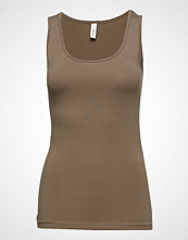 Soyaconcept Sc-Pylle T-shirts & Tops Sleeveless Brun SOYACONCEPT