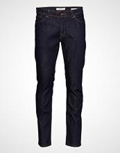 Mango Man Slim-Fit Dark Wash Tim Jeans Slim Jeans Blå MANGO MAN