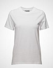 Fall Winter Spring Summer Tina T-shirts & Tops Short-sleeved Hvit FALL WINTER SPRING SUMMER