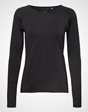 Puma Golf W Ls Sun Crew T-shirts & Tops Long-sleeved Svart PUMA GOLF