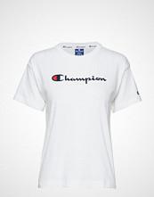 Champion Rochester Crewneck T-Shirt T-shirts & Tops Short-sleeved Hvit CHAMPION ROCHESTER