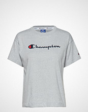 Champion Rochester Crewneck T-Shirt T-shirts & Tops Short-sleeved Grå CHAMPION ROCHESTER