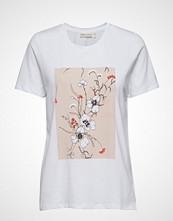 InWear Seraiw Ao_19 T-Shirt T-shirts & Tops Short-sleeved Hvit INWEAR