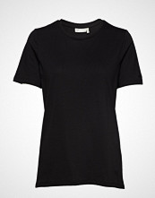InWear Kaila O-Neck T-Shirt T-shirts & Tops Short-sleeved Svart INWEAR