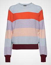 Stine Goya Magdalena, 584 Stripes Knitwear Strikket Genser Multi/mønstret STINE GOYA