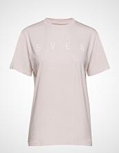 Svea Wanda Tee T-shirts & Tops Short-sleeved Rosa SVEA