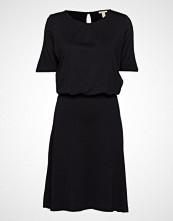 Esprit Casual Dresses Knitted Kort Kjole Svart ESPRIT CASUAL