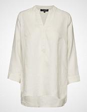 Ilse Jacobsen Shirt Bluse Langermet Creme ILSE JACOBSEN