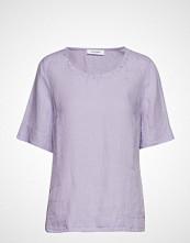 Gerry Weber Edition Blouse Short-Sleeve Bluse Kortermet Lilla GERRY WEBER EDITION