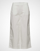 Masai Peggie Trousers Vide Bukser Creme MASAI