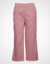 B.Young Bxdina Cropped Pants - Vide Bukser Rosa B.YOUNG