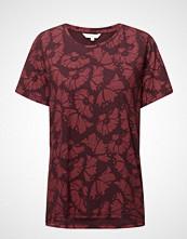 Signal T-Shirt/Top T-shirts & Tops Short-sleeved Rød SIGNAL