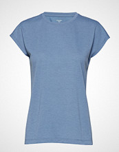 Houdini W'S Big Up Tee T-shirts & Tops Short-sleeved Blå HOUDINI