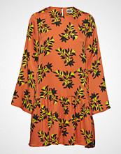 Twist & Tango Tilly Dress Orange Flower Kort Kjole Oransje TWIST & TANGO