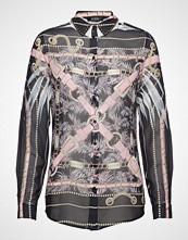 GUESS Jeans Ls Clouis Shirt Bluse Langermet Multi/mønstret GUESS JEANS
