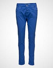 Please Jeans New Classic Turkish Sea Bukser Med Rette Ben Blå PLEASE JEANS