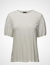 PennyBlack Raquel T-shirts & Tops Short-sleeved Hvit PENNYBLACK