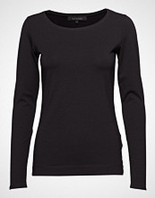 Soft Rebels Elle Ls Blouse T-shirts & Tops Long-sleeved Svart SOFT REBELS
