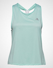 adidas Tennis Club Tieback Tank W T-shirts & Tops Sleeveless Blå ADIDAS TENNIS