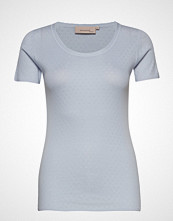 Noa Noa T-Shirt T-shirts & Tops Short-sleeved Blå NOA NOA