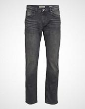 Mango Man Slim-Fit Medium Wash Tim Jeans Slim Jeans Blå MANGO MAN