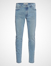 Mango Man Slim Fit Light Wash Jan Jeans Slim Jeans Blå MANGO MAN