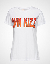 Custommade Panita Sun T-shirts & Tops Short-sleeved Hvit CUSTOMMADE